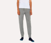Light Grey Jersey Cotton Lounge Pants