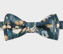 Floral Silk Bow Tie