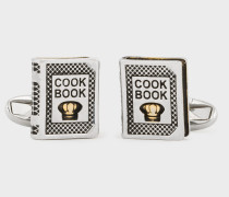 'Cook Book' Cufflinks