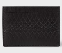No.9 - Black Leather Card Holder