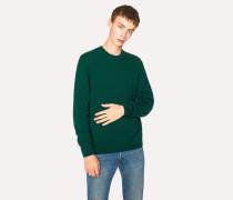 Dark Green Lambswool Sweater