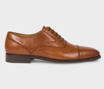 Tan Leather 'Tompkins' Oxford Shoes