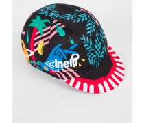 + Cinelli 'Lagoon Monster' Cycling Cap