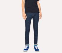 Skinny-Fit 'Reflex Super Stretch' Blue Rinse Jeans