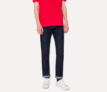 Slim-Standard 12.5oz 'Rigid Western Twill' Denim Jeans