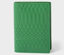 No.9 - Green Leather Credit Card Wallet