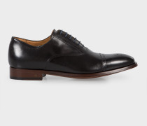 Black Leather 'Berty' Shoes