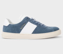 Blue Suede 'Levon' Trainers