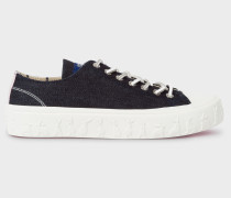 Indigo Denim 'Thea' Trainers