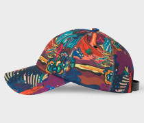 'Dreamer' Print Baseball Cap