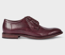 Damson Leather 'Chester' Flexible Travel Shoes