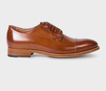 Tan Calf Leather 'Ernest' Shoes