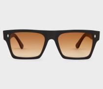 Cutler And Gross + - Matt Black Sunglasses - Limited Edition