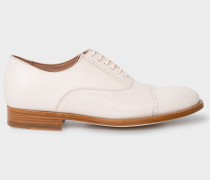 Off-White Leather 'Bertie' Brogues