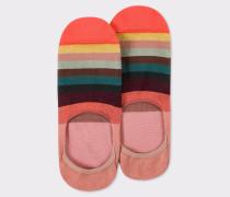 'Artist Stripe' Loafer Socks
