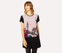 'Painted London' Print T-Shirt