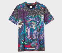 'Dreamer' Print T-Shirt