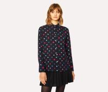 Black 'Scribble Spot' Shirt