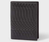 No.9 - Black Leather Credit Card Wallet