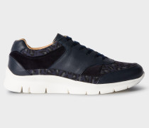 Navy 'October' Trainers