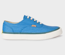 Blue 'Balfour' Trainers
