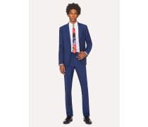 The Kensington - Slim-Fit Royal Blue Wool-Mohair Suit