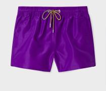 Violet Swim Shorts