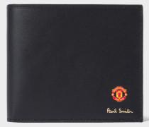 & Manchester United - 'Stadium' Print Interior Billfold Wallet