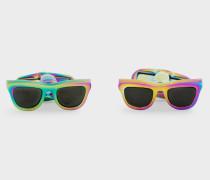 'Rainbow Sunglasses' Cufflinks