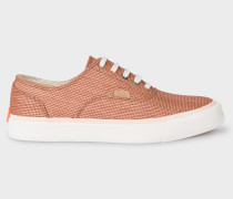 Light Red 'Balfour' Trainers