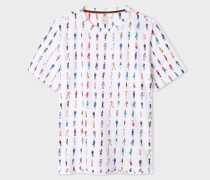 'People' Print T-Shirt