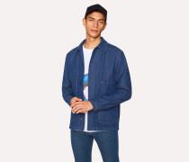 Blue Rinse 'West Coast Denim' Chore Jacket