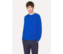 Cobalt Blue Cashmere Sweater