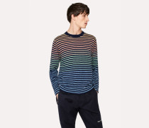 Multi-Colour Stripe Sweater