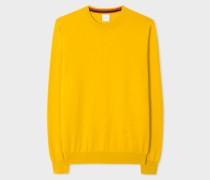 Mustard Cashmere Sweater