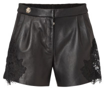 "leather shorts ""bad romance"""