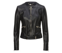 """Leather Jacket """"Bogardus Place"""""""