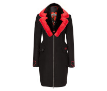 """Coat Long """"Black Woman"""""""