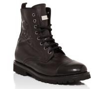 "Boots Low Flat ""eduard"""