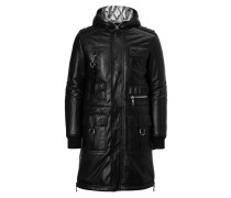 "Leather Parka ""Honor"""