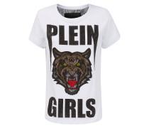 "T-shirt Round Neck SS ""Kitty Cat"" Mykonos"