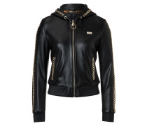 "Leather Jacket ""Verman"""