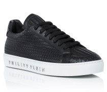 "Lo-Top Sneakers ""midnight"""