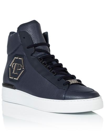 Philipp Plein Herren Hi-Top Sneakers