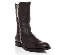 "Boots Lo-Heels Low ""chopard black"""