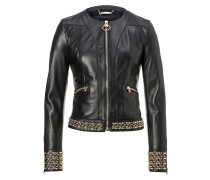 "Leather Jacket ""Bleecker Street"""