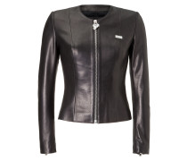 "Leather Jacket ""Waterfall"""