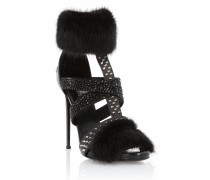"Sandals High Heels ""Rea"""