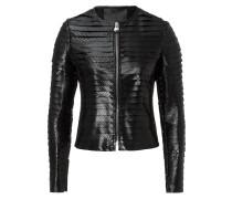 """leather jacket """"snake"""""""