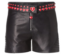 "Leather Shorts ""Aderson"""